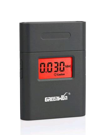GreenWon AT 838 алкотестер