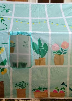 Палатка детская каркасная