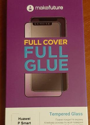 Защитное стекло для смартфона huawei p smart 2019 makefuture f...