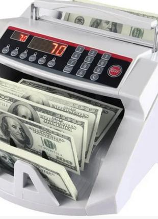 Счетчик банкнот Bill Counter 2108 c детектором UV Счетная машинка