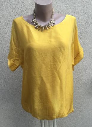Шелковая блуза,рубаха,кофточка,италия ,этно,бохо стиль,шёлк+ви...