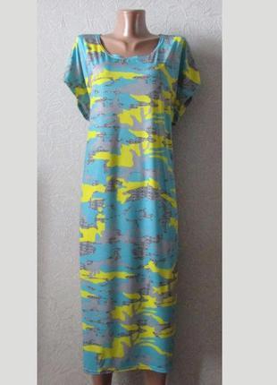 Стильное платье эрика, большой размер!