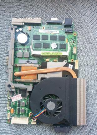 Плата ASUS  K50IJ K50AB K50AD K50AF X5DAF K40AB Intel надежная