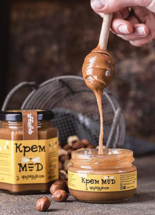 Крем-мед фундук 100мл/200мл