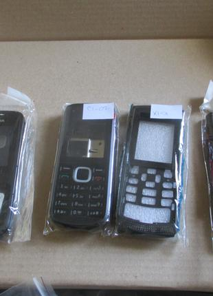 Корпус nokia c1-01 c1-02 x1-01 x2-00 high copy