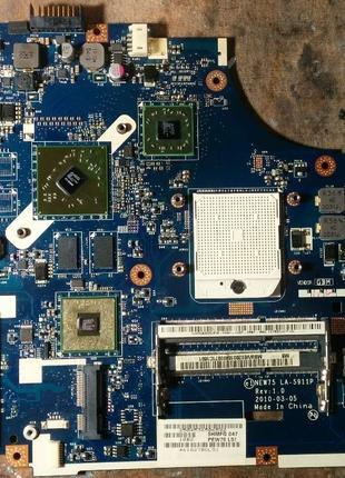 Материнская плата НОВЫЙ мост Acer 5552 5552G Emachines E640G L...