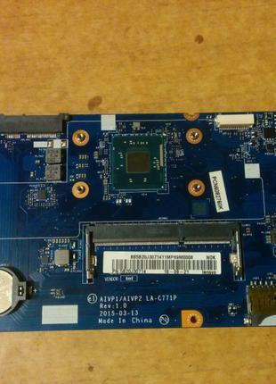 Материнская плата Lenovo IdeaPad 100-15IBY LA-C771P