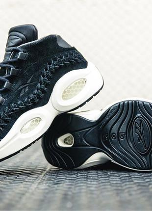 Reebok Question Mid Hall of Fame x Allen Iverson