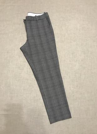 🎁стильные брюки в клетку🎁