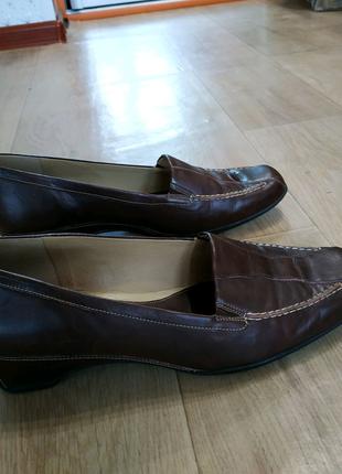 Шкіряні туфлі K 42