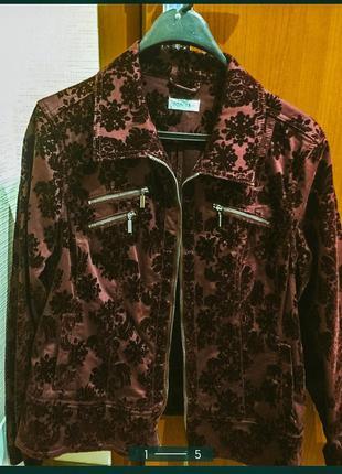 Джинсовая супер стильная натуральная куртка