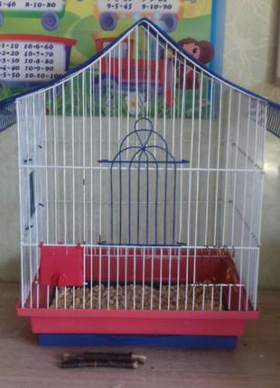 Клетка для хомяка или попугая