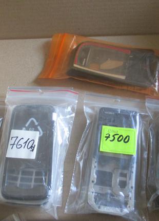 Корпус nokia 7610 7610c 7500 7900 high copy
