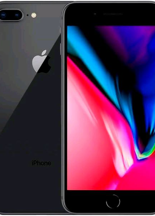 Apple iPhone 8 Plus 64gb/R-sim/Space Grey