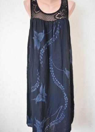 Новое легкое итальянское платье