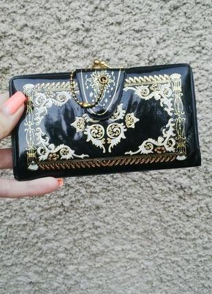 Новый кошелек в винтажном(восточном) стиле
