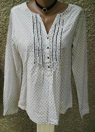 Блуза (рубаха) с длинным рукавом, maison scotch в этно,деревен...