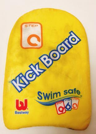 Доска для плаванья 3 - 6 лет