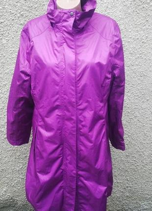 Спортивное пальто(плащ)дождевик,большого размера