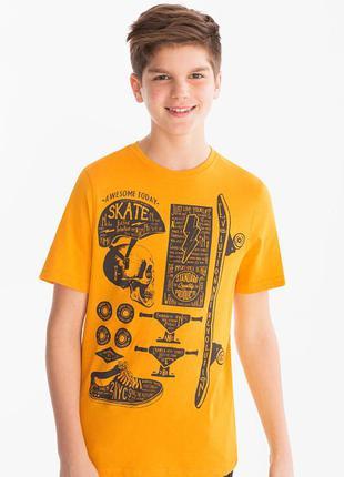 Стильная подростковая футболка