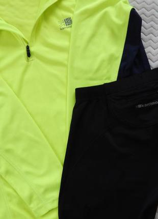Летний спортивный костюм реглан + шорты karrimor