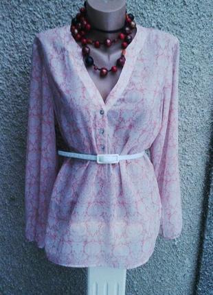 Легкая,воздушная блузка,рубашка