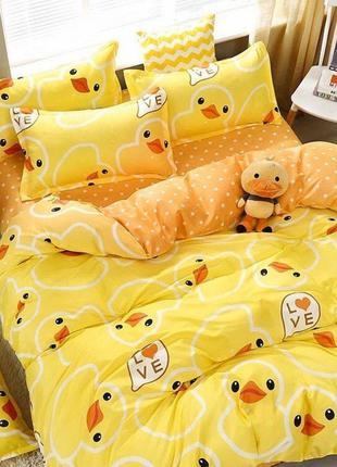 Комплект  постельного  белья «Кря  кря»