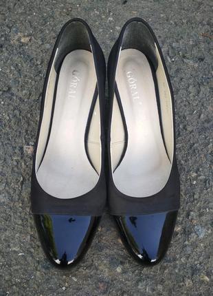 Sale! лаконичные кожаные туфли лодочки