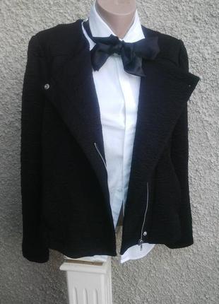 Косуха,куртка, жакет,пиджак из плотной фактурной ткани(без под...