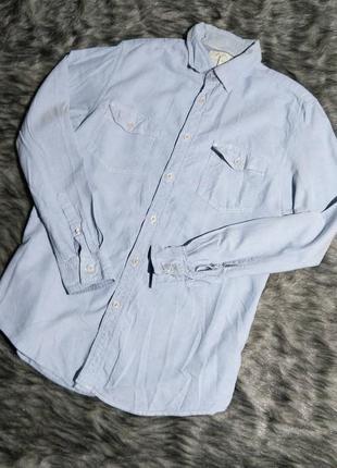 Sale мужская джинсовая рубашка jasper conran