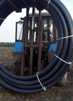 Замена  труб  на     садовых  участках
