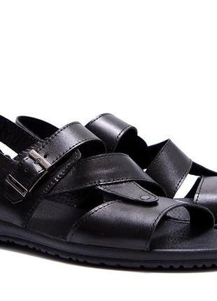 🔥Мужские кожаные сандалии VanKristi🔥