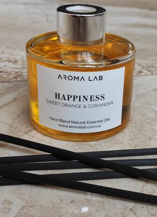 """Терапевтический аромадиффузор """"Happiness"""" (на эфирных маслах)"""