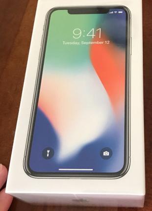 iPhone X 64gb No Face iD  состояние нового RFB  - Дропшиппинг