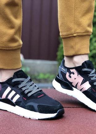 Кроссовки женские adidas nite jogger артикул 9445