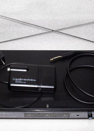 Радио система Audio Technica ATW-T27 ATW-R11 для микрофона гитары