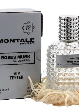 MONTALE Roses Musk VIP Tестер женский, 60 мл