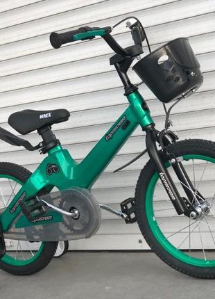 """Ровер байк TT1 18"""" дитячий детский 4 кольори велосипед"""