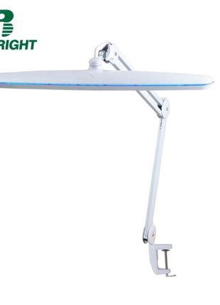 Лампа настольная на струбцине 9503LED dimming+CCT 182 LED