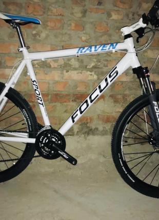 Продам нові велосипеди FOCUS