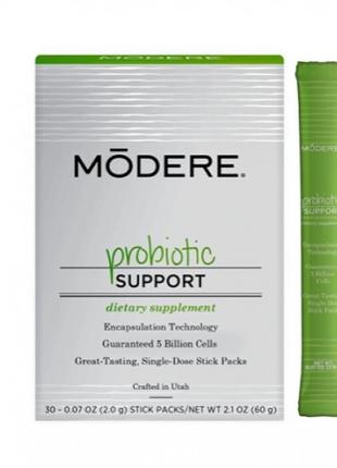 Probiotic Modere - пробиотик Модере, полезные бактерии