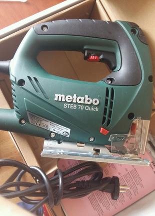 "Электролобзик ""Metabo"""