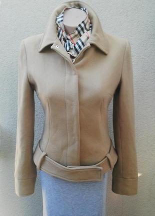 Шерстяное пальто,куртка,жакет,пиджак, dolce & gabbana,оригинал...