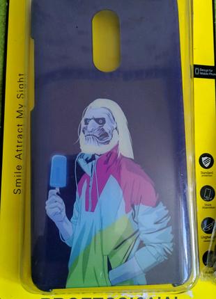Чехол для Redmi Note 4x 3шт