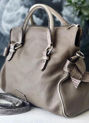 Hobbs. сумка из натуральной кожи.