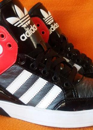 Кроссовки кеды adidas  р.37-38 стелька 24,5см