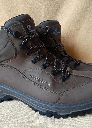 Треккинговые ботинки scarpa gore-tex® р.42