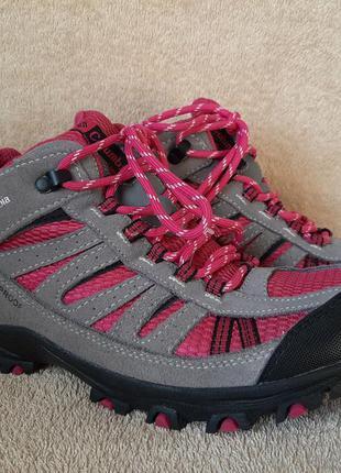 Ботинки columbia waterproof р.37