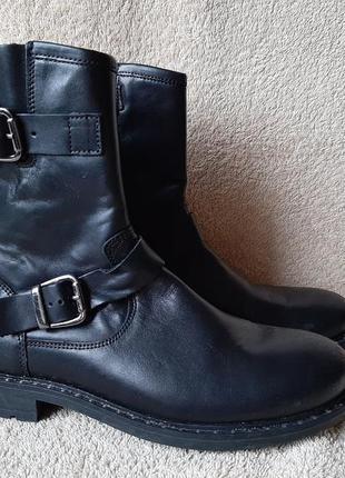Ботинки кожаные muyters р.34