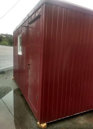 Дачный домик, бытовка строительная НОВАЯ 24 500 грн